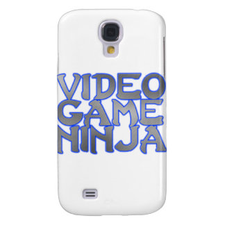 VIDEO GAME NINJA (blue) Galaxy S4 Cover