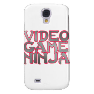 VIDEO GAME NINJA (red) Galaxy S4 Covers