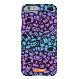 Video Game Pattern Retro Colors Phone Case