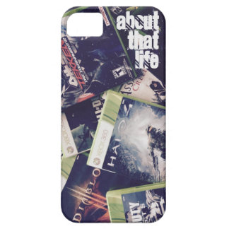 Video Game Phone Case Barely There iPhone 5 Case