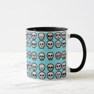 Video Game Skulls mug