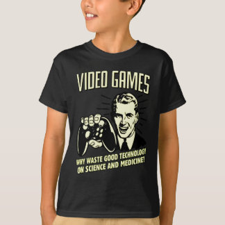 """Video Game"" T-Shirt"