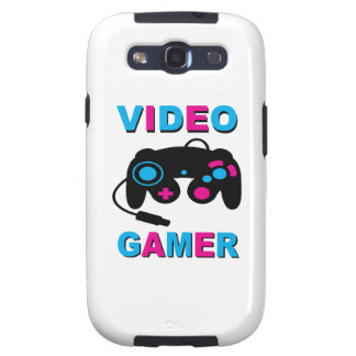 Video Gamer Galaxy S3 Covers