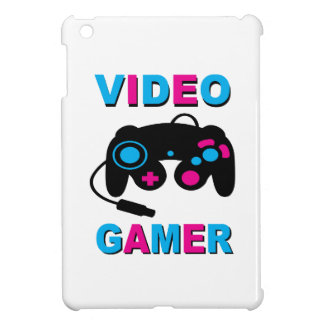 Video Gamer iPad Mini Cover