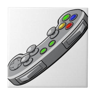 Video Games Console Controller Ceramic Tile