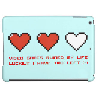Video Games Game Over iPad Air Case