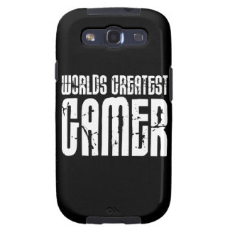 Video Games Gaming & Gamers Worlds Greatest Gamer Galaxy SIII Cover