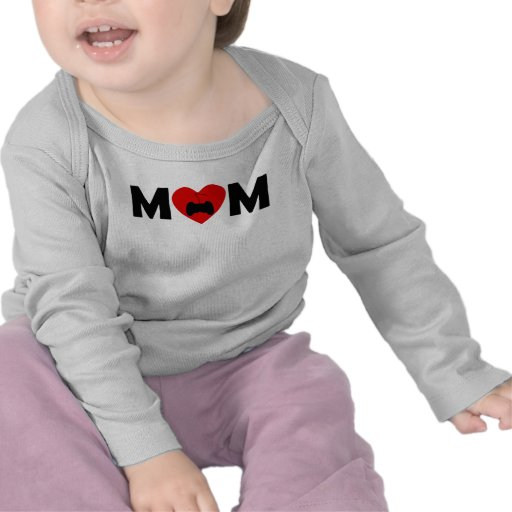 Video Games Heart Mom Shirts
