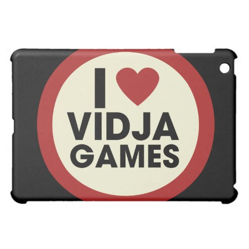 Video Games Cover For The iPad Mini