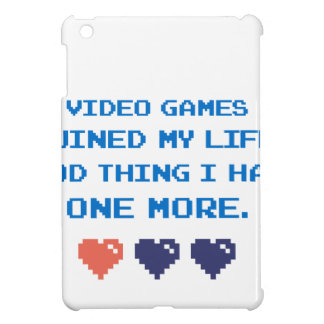 VIDEO GAMES iPad MINI CASES