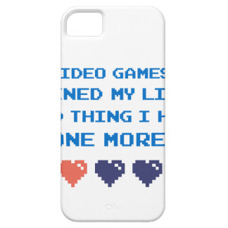 VIDEO GAMES iPhone 5 COVERS