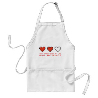 Video Games Standard Apron