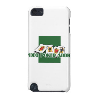 Video Poker Addict's s iPod Touch 5G Covers
