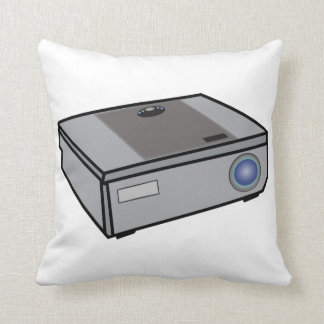 Video projector cushion