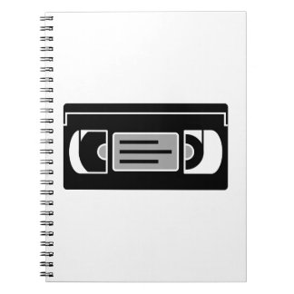 Video Tape Notebook