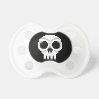 Videogame Death Skull - Pixel Art Dummy