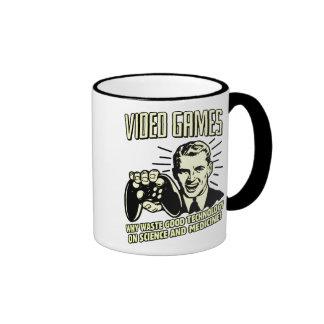 videogames coffee mugs