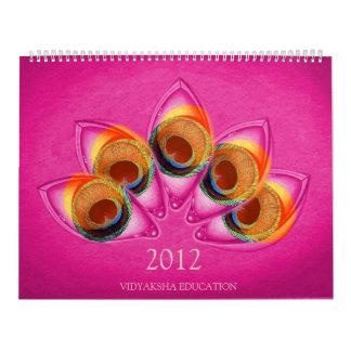 Vidyaksha Calendar 2012