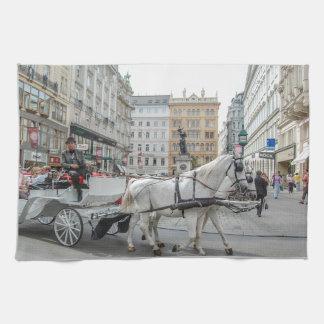 Vienna Austria Tea Towel
