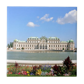 Vienna BelPalace Gardens Small Square Tile