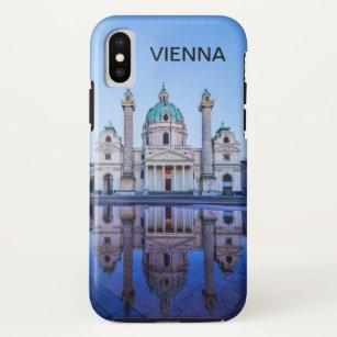 Vienna iPhoneX case