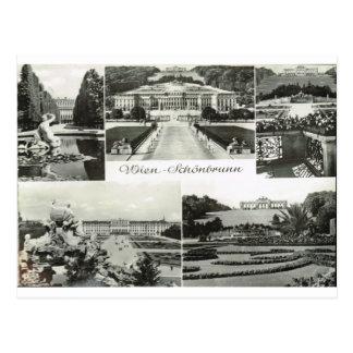 Vienna, Schronbrunn Palace, Austria Postcard