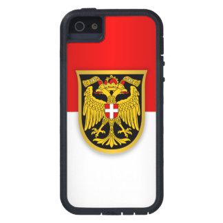 Vienna/Wien Case For iPhone 5