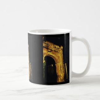 Vienne, Rhone, Gateway to the Roman Forum Mugs