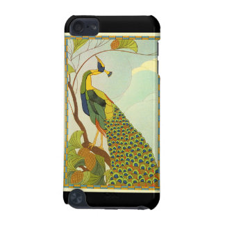 Viennese Art Nouveau Peacock iPod Touch (5th Generation) Cover