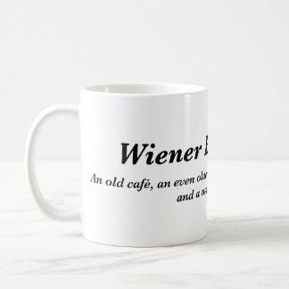 Viennese blood header coffee mug