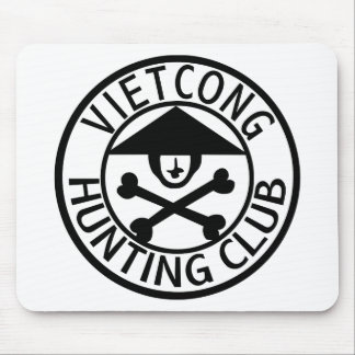 Vietcong Hunting Club Mouse Pad