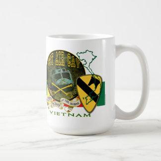 Vietnam-1st Cavalry Div (Air Cav) Mugs