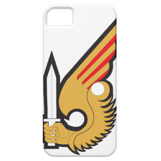 Vietnam airborne jump wing barely there iPhone 5 case