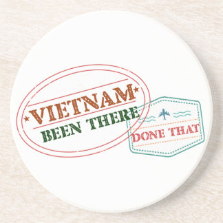 Vietnam Been There Done That Coaster