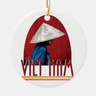 VIETNAM CERAMIC ORNAMENT