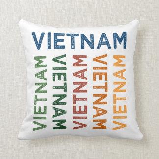 Vietnam Cute Colorful Cushion