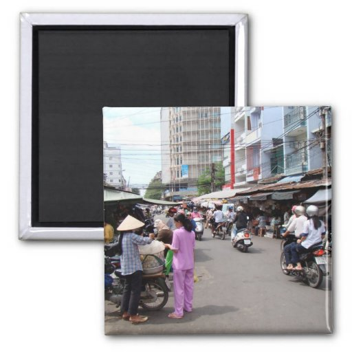 Vietnam Market Refrigerator Magnets