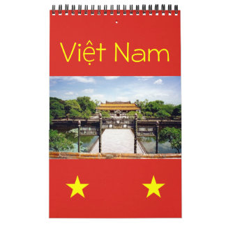 vietnam photography calendars