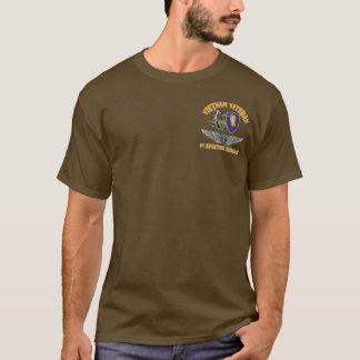 Vietnam Veteran Aircrew Wings T-Shirt