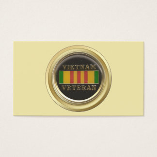 Vietnam Veteran Business Card