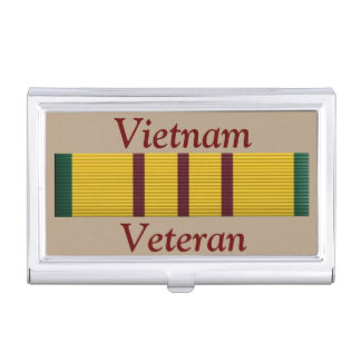 Vietnam Veteran - business card holder