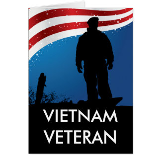 Vietnam Veteran Card