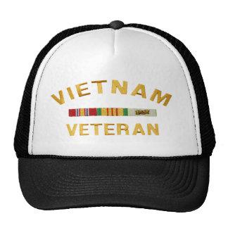 VIETNAM VETERAN FATHER'S DAY APPAREL TRUCKER HATS