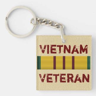 Vietnam Veteran - keychain