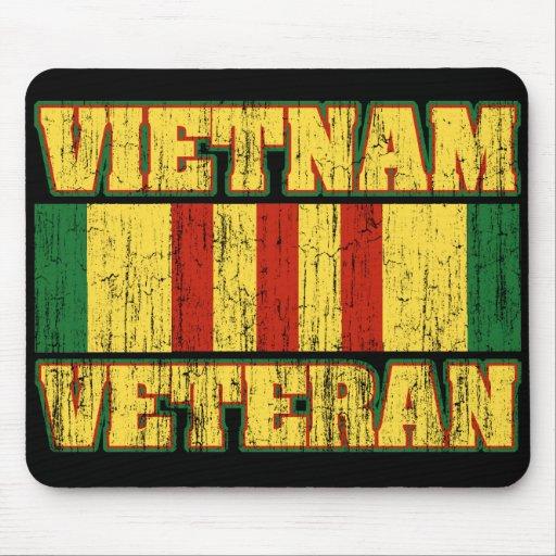 Vietnam Veteran Mouse Pads
