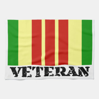 Vietnam Veteran Tea Towel