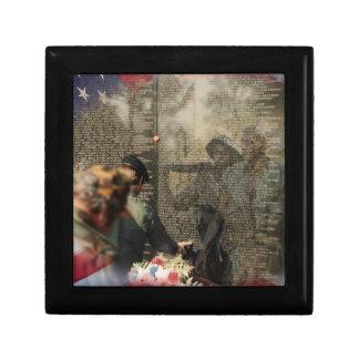 Vietnam Veterans' Memorial Gift Box