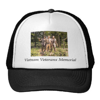 Vietnam Veterans Memorial Trucker Hats
