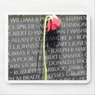 vietnam veterans memorial mouse pads