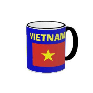Vietnam* VN Custom Cup Ringer Mug